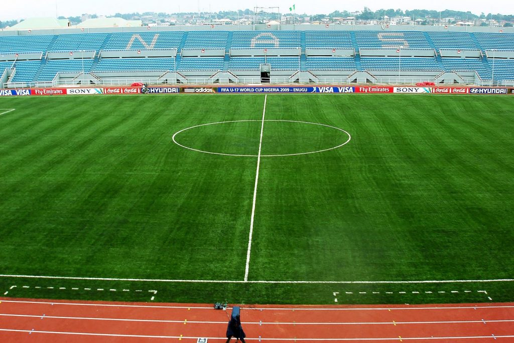 Nijerya Enugu Stadyumu