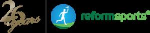 reform sports years logo