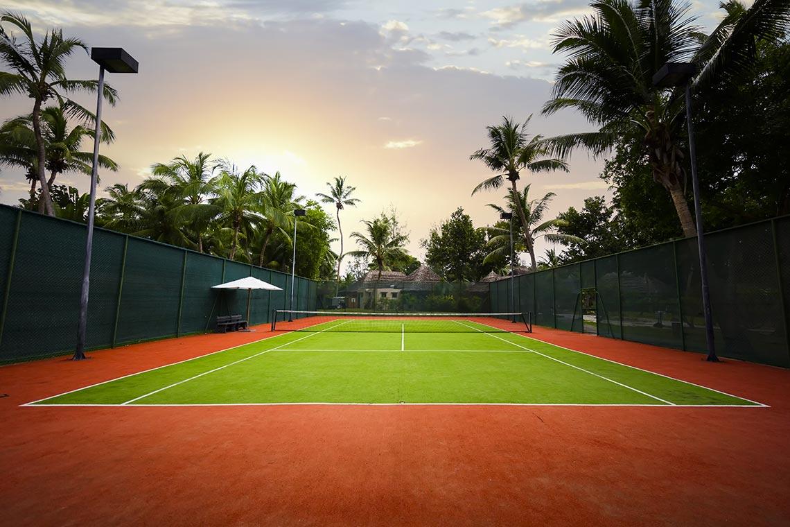 Tenis Kortu Çeşitleri