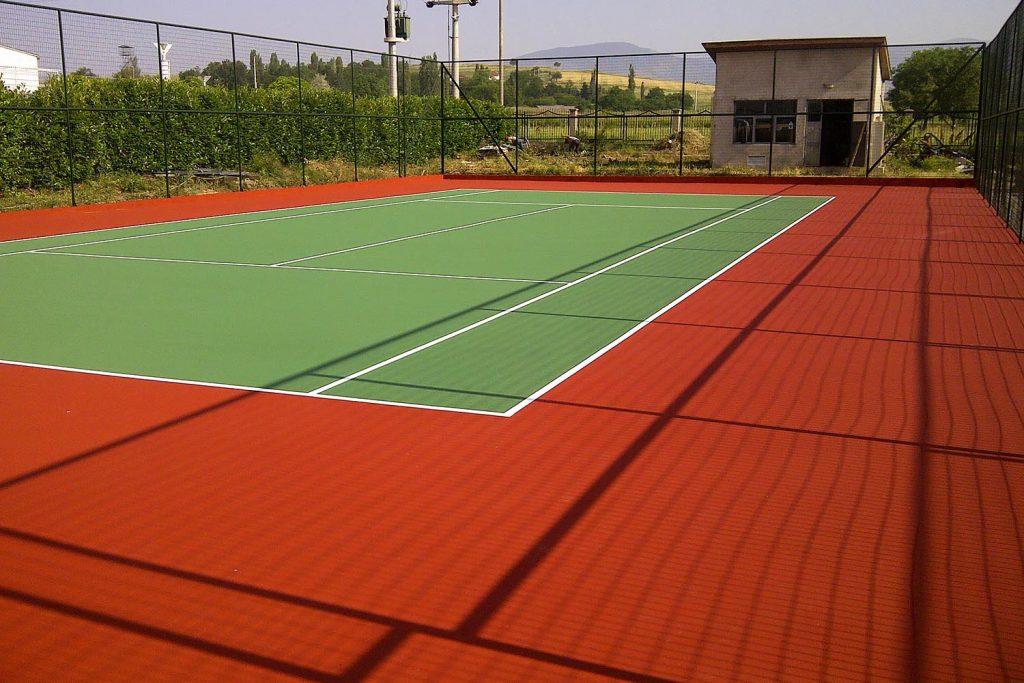 Makedonya Tenis Kortu