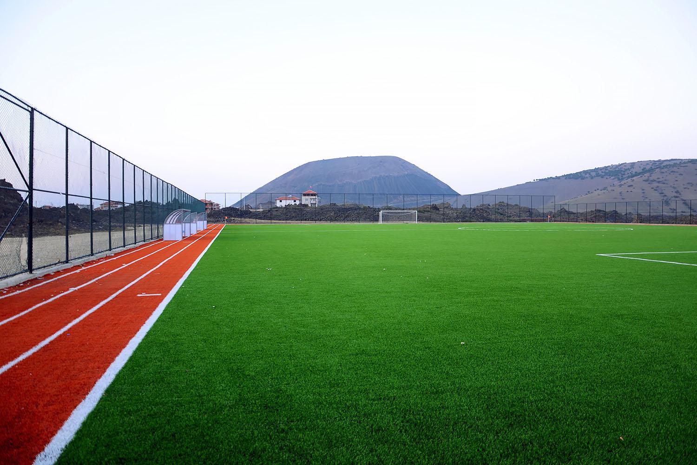 Kula Jeopark Futbol Sahası